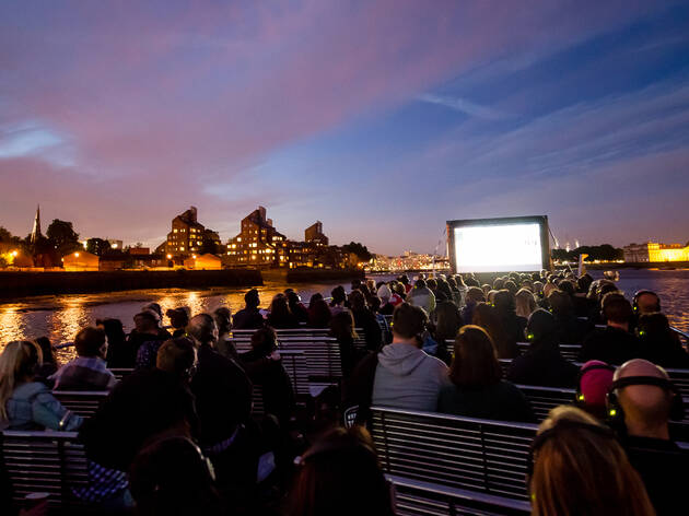 Exclusive: Movies on the River is returning to the Thames in June!