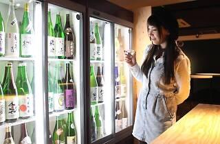 Izakaya sake pop ub bar