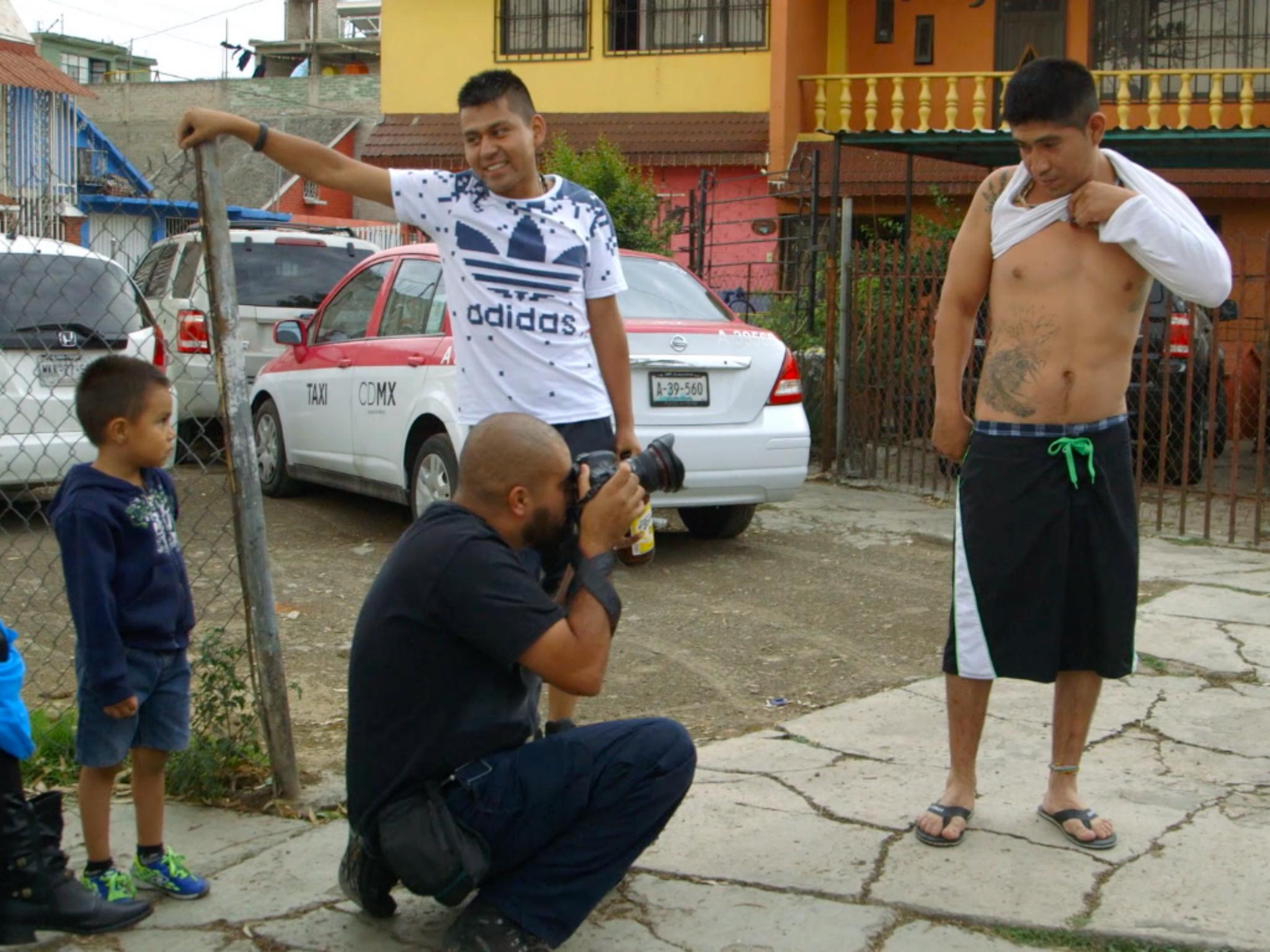 Disparos, documental de Ambulante 2019