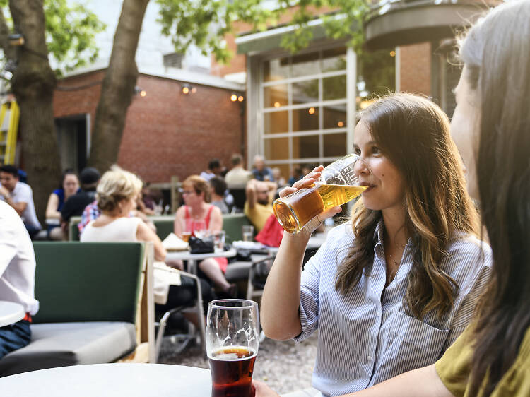 Where to find the best terrasses in Montreal
