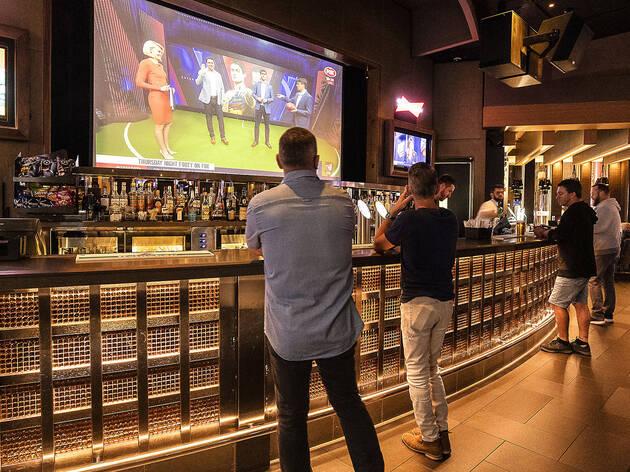 Crown Casino Sports Bars
