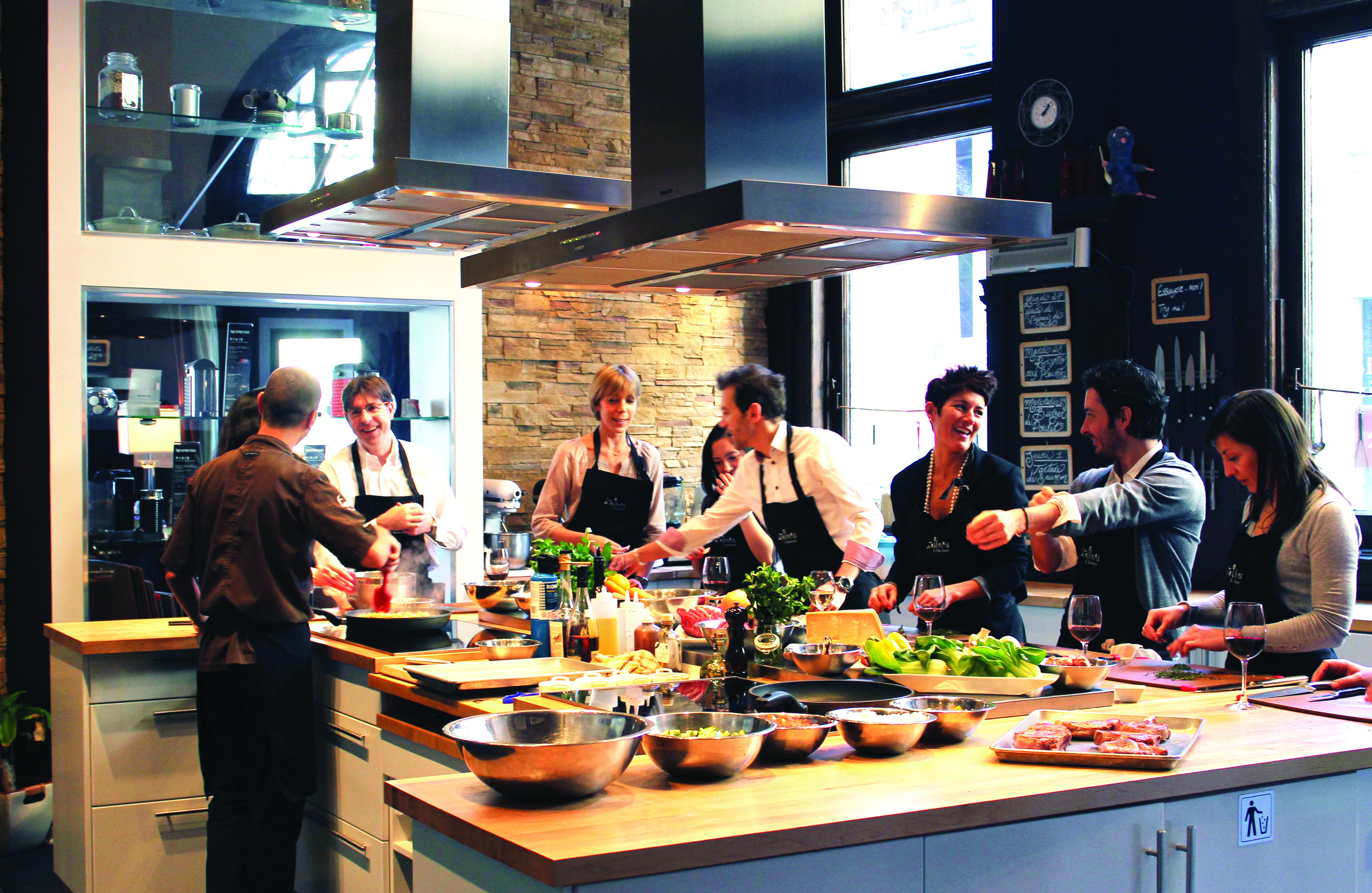 The best cooking classes in Montreal