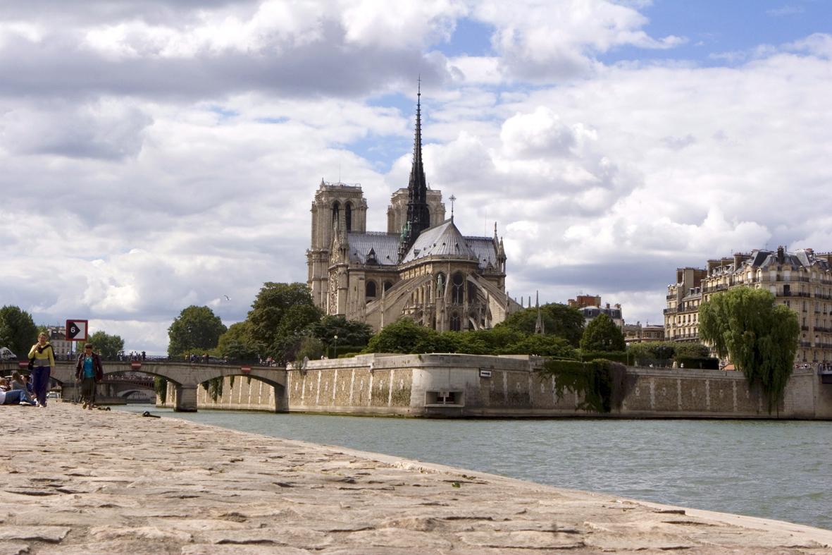 5. Saluda a las gárgolas de Cathédrale Notre-Dame de Paris