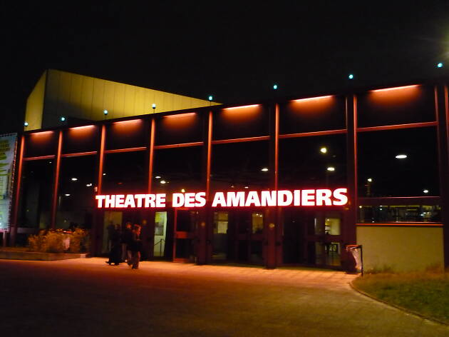 8. Disfruta del mejor teatro contemporáneo en el Théâtre des Amandiers