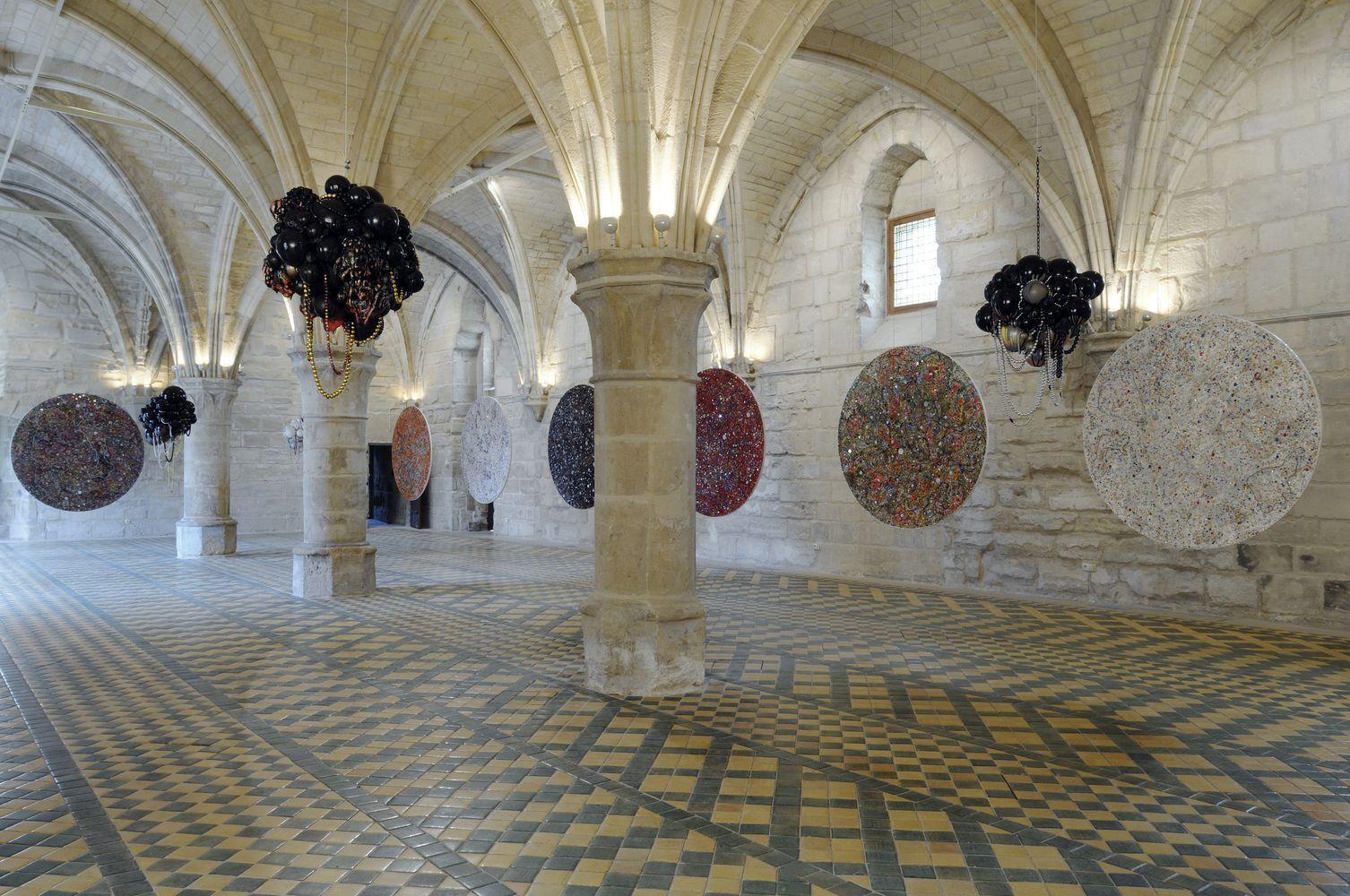 19. Visita el convento cisterciense de la Abadía de Maubuisson
