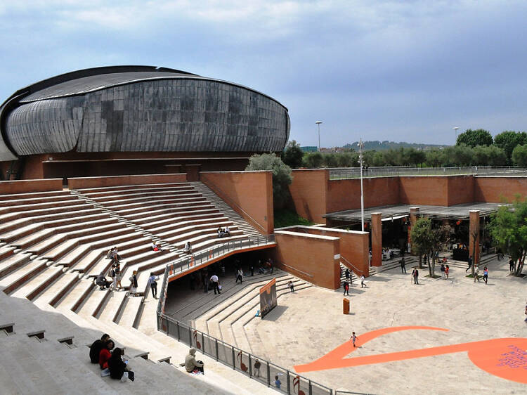 Auditori - Parc de la Musica