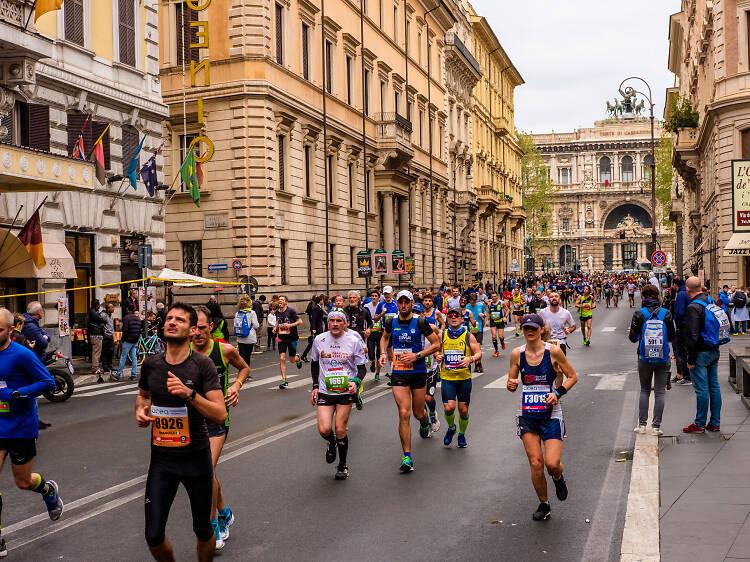 Marató de Roma