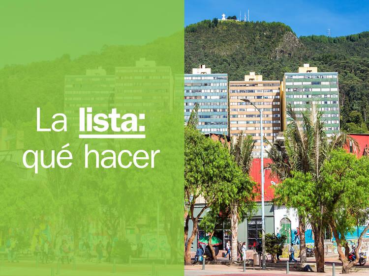 Las 11 mejores cosas para hacer en Bogotá