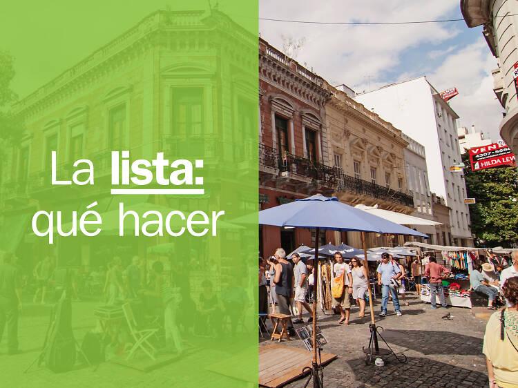 Las 10 mejores cosas que hacer en Buenos Aires