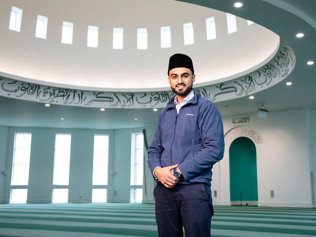 London imam Sabah Ahmedi