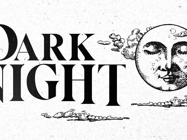 Dark Night: Drab Majesty, Jakuzi, Elz and the Cult