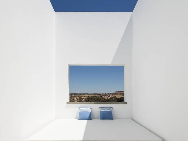 Três quartos de hotel onde tem que dormir uma vez na vida