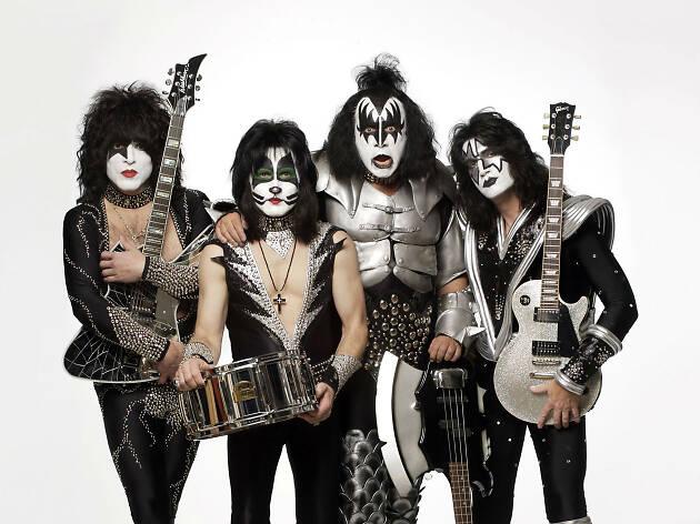 El festival download retransmitirá la presentación de Kiss