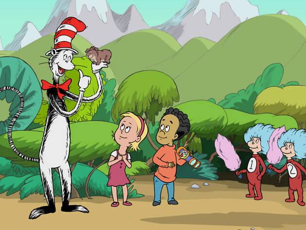 El Gato en el Sombrero sabe mucho sobre eso: Temporada 1