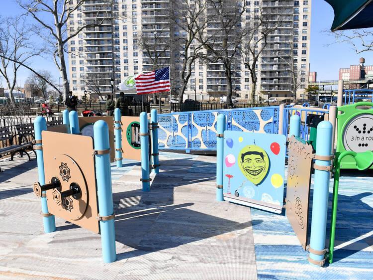 Asser Levy Park Playground