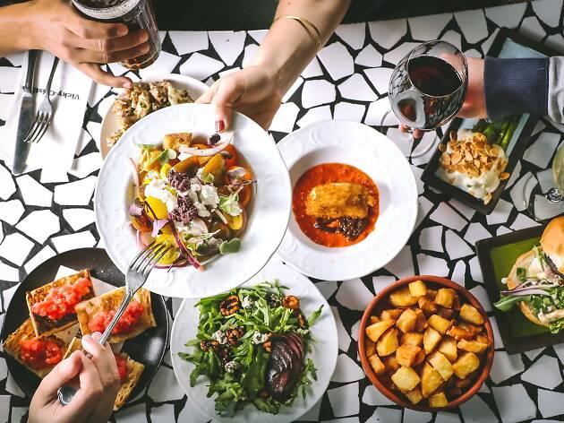 6 Restaurants in Tel Aviv to Share Tapas