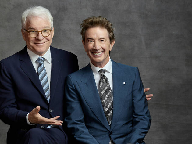 Steve Martin and Martin Short 2019 supplied photo