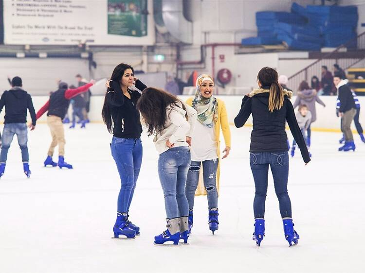 Canterbury Olympic Ice Rink