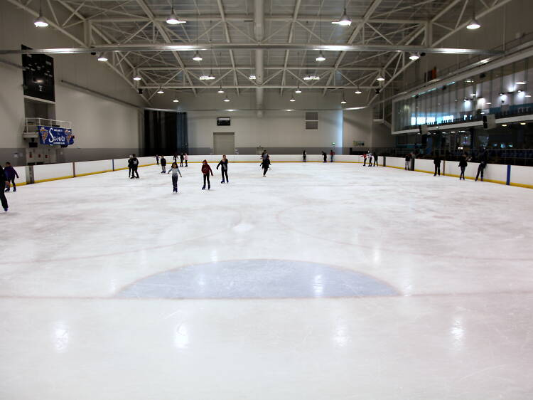 Liverpool Catholic Club Ice Rink