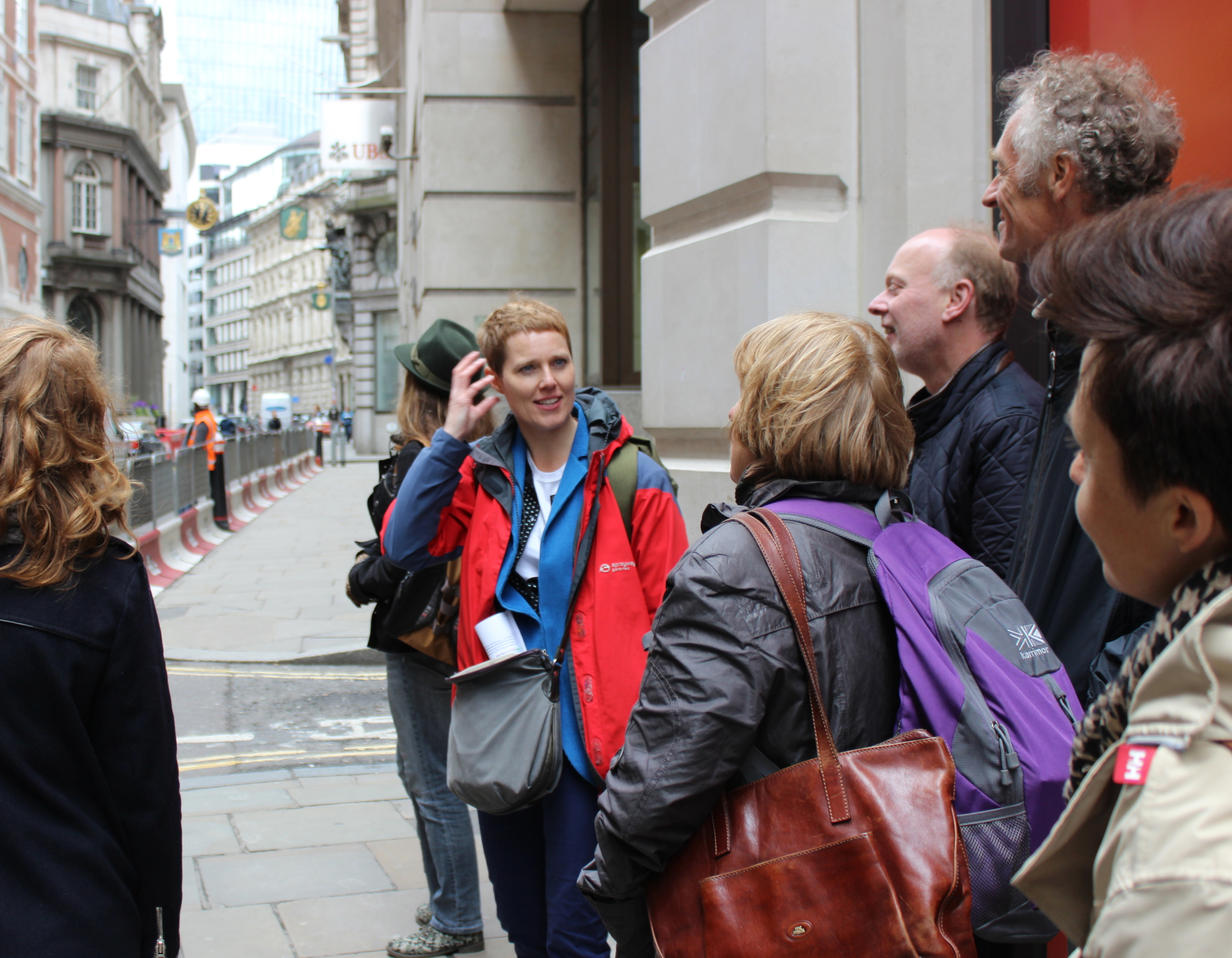The London Ear Guided Walk