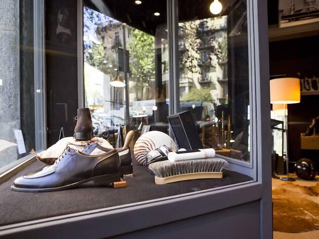 Les millors sabateries de Barcelona
