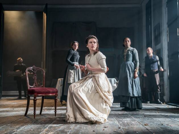'Rosmersholm' review