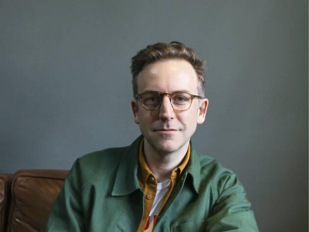 Duncan Macmillan, playwright, 2019