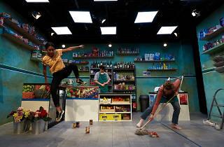 The Amber Trap, Theatre 503, 2019