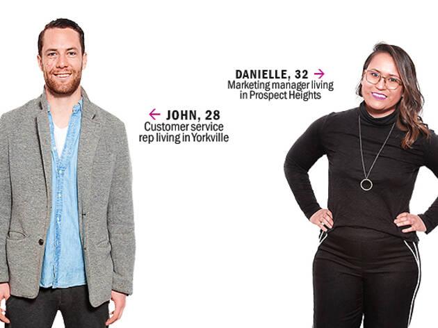 John and Danielle