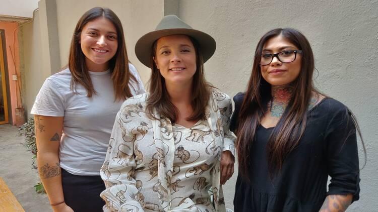 Entrevista con Izzy Ortega y Lissa Mulligan