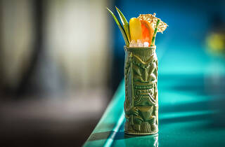 Tiki drinks reign supreme at The Polynesian