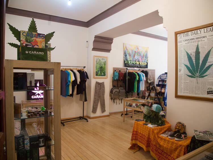 Museo del Cáñamo y la Marihuana México