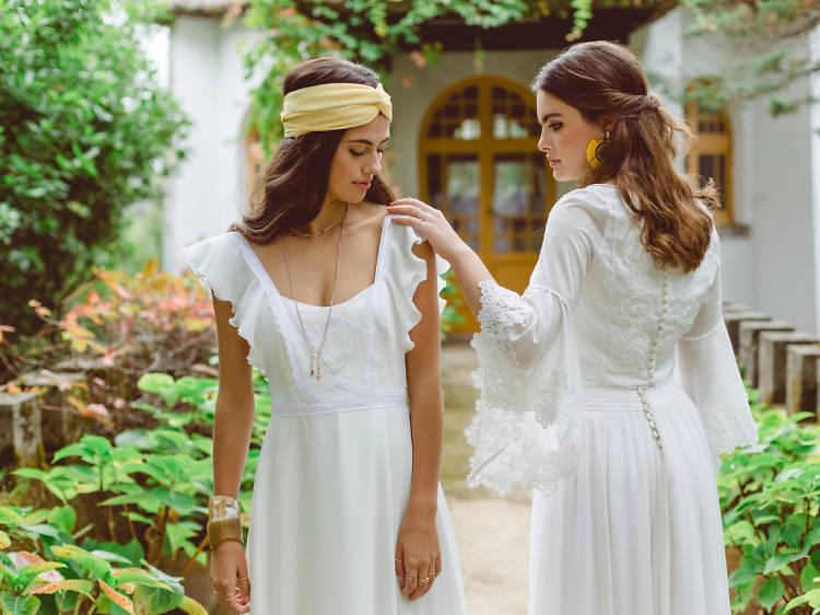 Marcas portuguesas para noivas