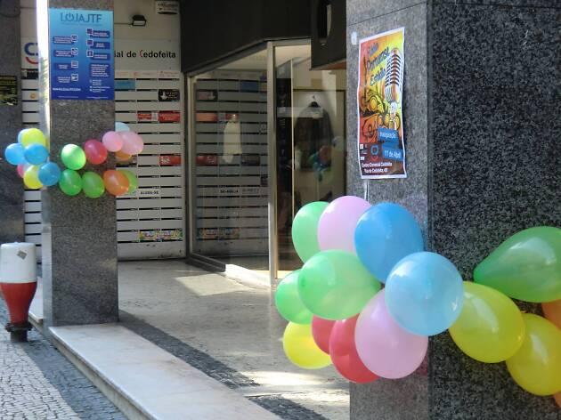 Centro Comercial Cedofeita