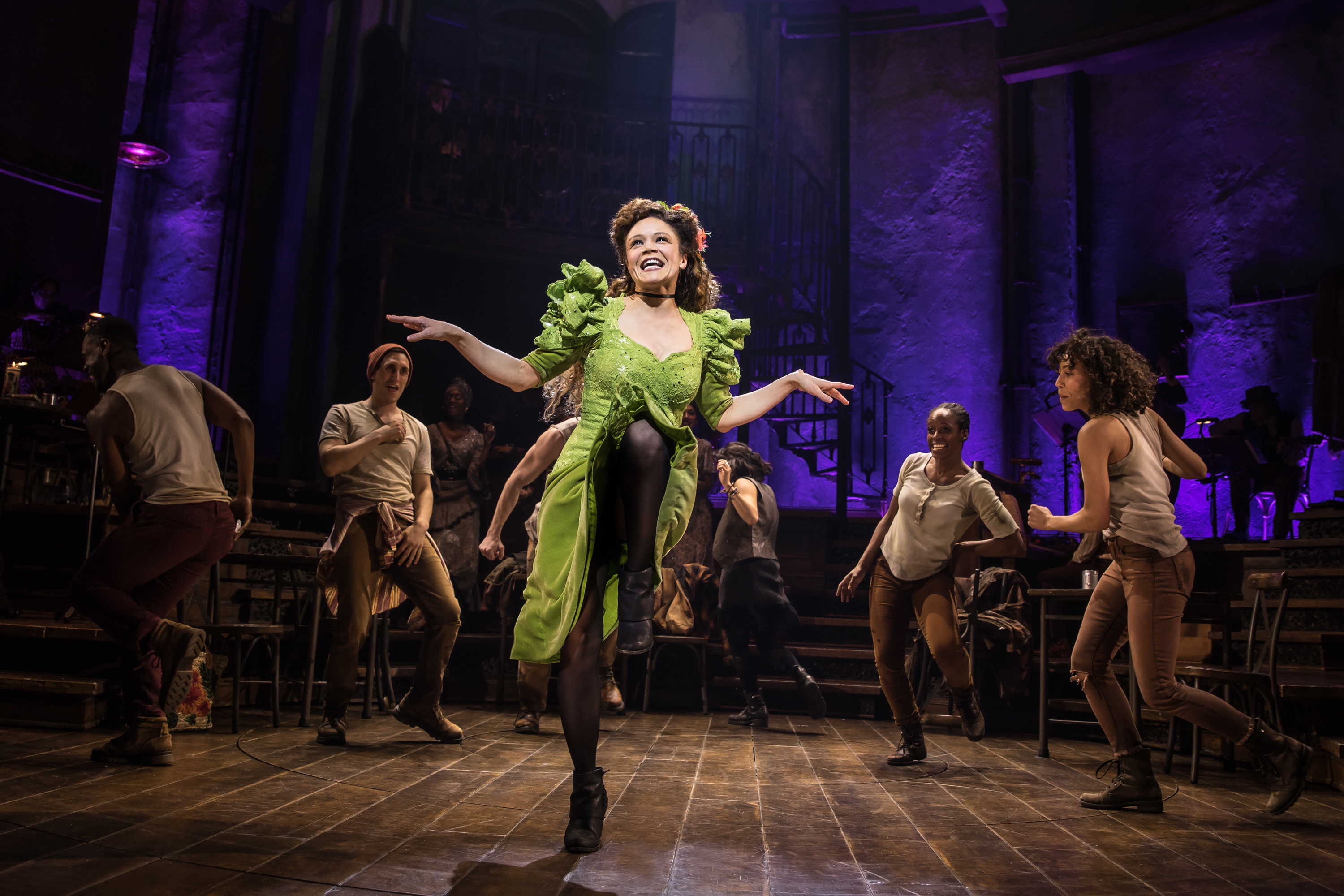 2019 Tony Award Nominations Revealed: Hadestown and Ain't Too Proud Are on Top