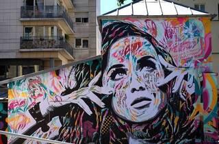 Du street art gratos sur le canal: le Festiwall est de retour!