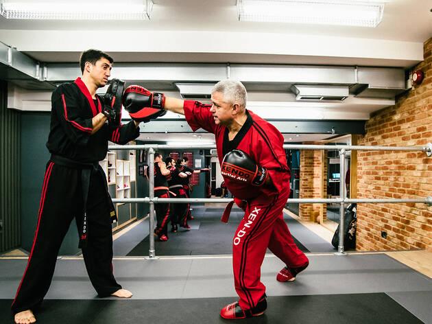 Xen-Do Martial Arts Tottenham Court Road