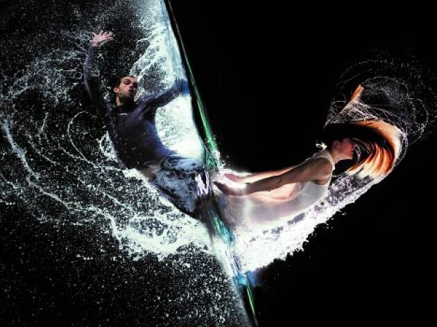 'Leviathan' by James Wilton Dance, part of Dancing City 2019
