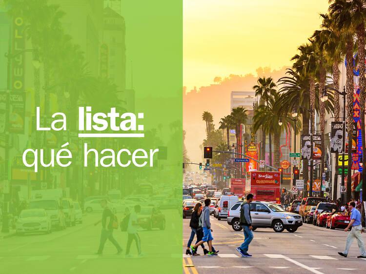 Las 20 mejores cosas que hacer en Los Ángeles