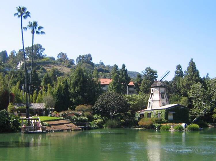 Encuentra tu zen en el lago Shrine