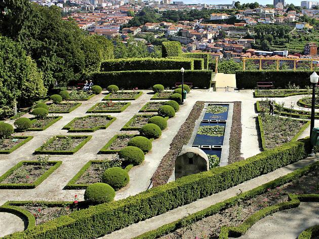 10. Paseo por los jardines del Palacio de Cristal