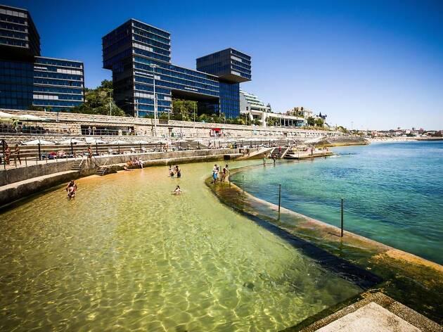 Mergulhe na cidade: os melhores sítios para nadar