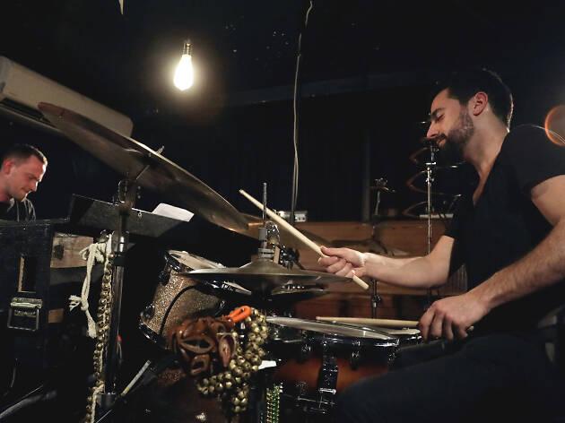 Hammond Organ Duo