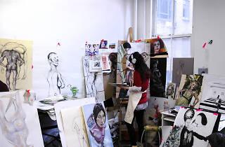 Ashcan Studio Of Art