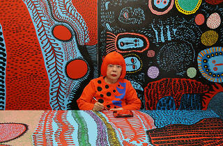 Yayoi Kusama presenta su documental en Ambulante