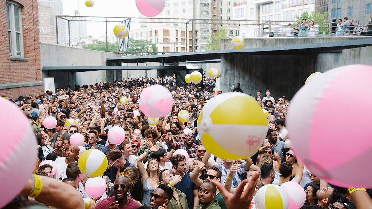 MoMA PS1's Warm Up