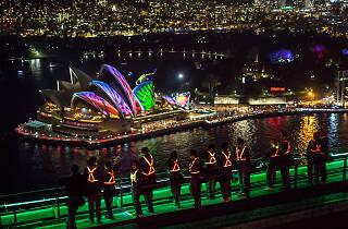 BridgeClimb Sydney Vivid