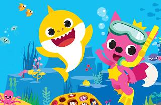 Baby Shark cartoon