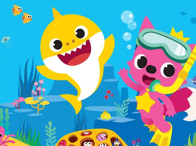 Baby Shark Show | Kids in Melbourne