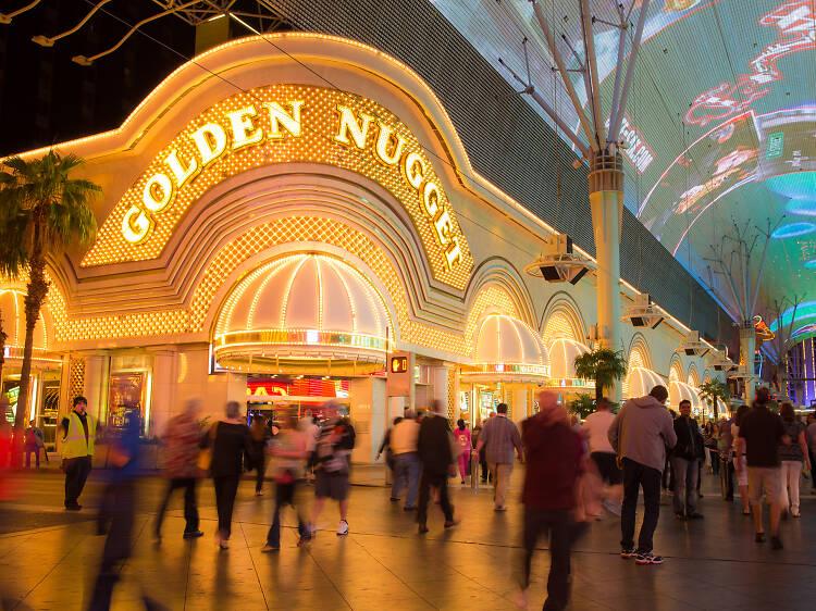 Haz una apuesta en un casino de fama mundial